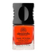 Alessandro Colour Code 4 Nail Polish 14 Orange Red 5 ml