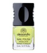 Alessandro Colour Code 4 Nail Polish 312 Funky Yellow 5 ml