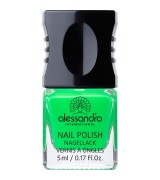 Alessandro Colour Code 4 Nail Polish 313 Funky Green 5 ml