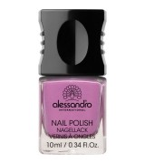 Alessandro Colour Code 4 Nail Polish 34 Silky Mauve 10 ml
