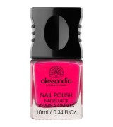 Alessandro Colour Code 4 Nail Polish 43 Bubble Gum 10 ml