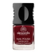 Alessandro Colour Code 4 Nail Polish 54 Midnight Red 10 ml