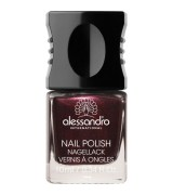 Alessandro Colour Code 4 Nail Polish 55 Dark Rubin 10 ml