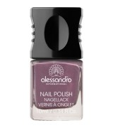Alessandro Colour Code 4 Nail Polish 67 Dusty Purple 10 ml
