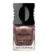 Alessandro Colour Code 4 Nail Polish 71 Brown Metallic 10 ml