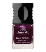 Alessandro Colour Code 4 Nail Polish 90 Purple Purpose 10 ml