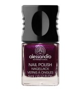 Alessandro Colour Code 4 Nail Polish 90 Purple Purpose 5 ml