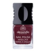 Alessandro Colour Code 4 Nail Polish 905 Rouge Noir 10 ml