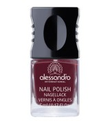 Alessandro Colour Code 4 Nail Polish 905 Rouge Noir 5 ml