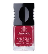 Alessandro Colour Code 4 Nail Polish 906 Red Illusion 10 ml