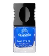 Alessandro Colour Code 4 Nail Polish 93 Deep Ocean Blue 10 ml