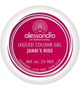 Alessandro Colour Gel 909 Juans Kiss 5 g