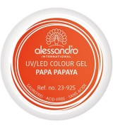 Alessandro Colour Gel 925 Papa Papaya 5 g