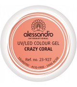 Alessandro Colour Gel 927 Crazy Coral 5 g