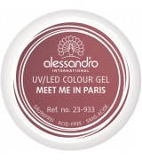 Alessandro Colour Gel 933 Meet Me In Paris 5 g