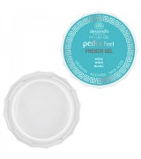 Alessandro Pedix Feet French Gel Weiss 7,5 g