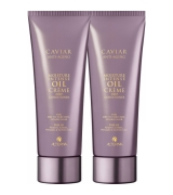 Alterna Caviar Moisture Intense Oil Cr�me Deep Conditioner 2 x 458 ml