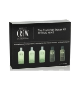 American Crew Essentials Travel Kit Citrus Mint
