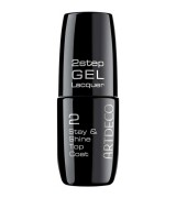 Artdeco 2Step GEL Lacquer - Stay & Shine Top Coat Stay &...