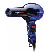 Babyliss Pro Haartrockner Midnight Magic 1400 Watt, blau
