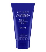 Davidoff Cool Water Woman Night Dive Shower Gel - Duschgel 150 ml