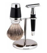 Erbe Shaving Shop Rasierset Tradition dreiteilig,...