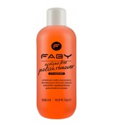 Faby Acetone Free Polish Remover