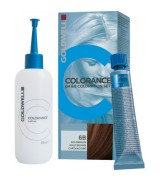 Goldwell Colorance pH 6,8 Set blauschwarz 2A