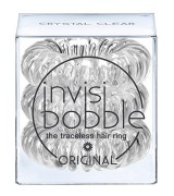 Invisibobble Haargummi 3er Pack Crystal Clear