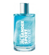 Jil Sander Sport Water Woman Eau de Toilette (EdT) Natural Spray 50 ml