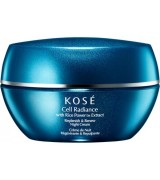 Kosé Cell Radiance Rice Power Extract Replenish & Renew Night Cream 40 ml