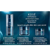 Kosé Cell Radiance Rice Power Extract Special Starter Kit 41 Gesichtspflegeset