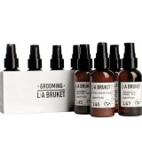 L:A Bruket No.166 Grooming Kit 4 x 60ml