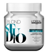 LOreal Professional Blond Studio Platinium Lightening Paste ohne Ammoniak 500 g