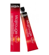 LOreal Professional Majirouge Carmilane 6,66 Dunkelblond Intensives Tiefes Rot 50 ml