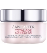 Lancaster Total Age Correction Complete Anti Ageing Light Cream SPF15 50 ml