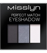 Misslyn Perfect Match Eyeshadow 1,2 g