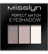 Misslyn Perfect Match Eyeshadow Classical Beauty 48 1,2 g