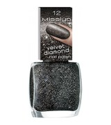 Misslyn Velvet Diamond Nail Polish Nagellack 10 ml