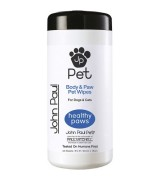 Paul Mitchell John Paul Pet Full Body & Paw Pet Wipes 45 Tücher