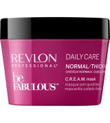 Revlon Be Fabulous Daily Care Normal Hair C.R.E.A.M. Mask 200 ml