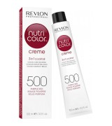 Revlon Nutri Color Creme Nr. 500 Purpurrot 100 ml