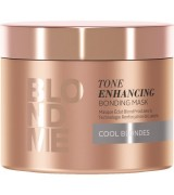 Schwarzkopf BlondMe Tone Enhancing Bonding Mask Cool Blondes 200 ml