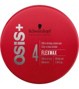 Schwarzkopf Osis Texture Flexwax Ultra Strong Cream Wax...