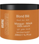 Startec Coloristeur Haarmaske Blond Blé 200 ml