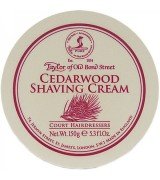 Taylor of Old Bond Street Cedarwood Shaving Cream 150 g