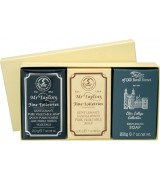 Taylor of Old Bond Street Gentlemans Assorted Soaps - Herrenseife im Geschenkset