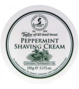 Taylor of Old Bond Street Peppermint Shaving Cream 150 g
