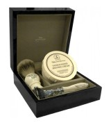 Taylor of Old Bond Street Sandalwood Super Lacquered Wooden Gift Box Best Badger 2