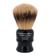 Taylor of Old Bond Street Super Badger Shaving Brush black